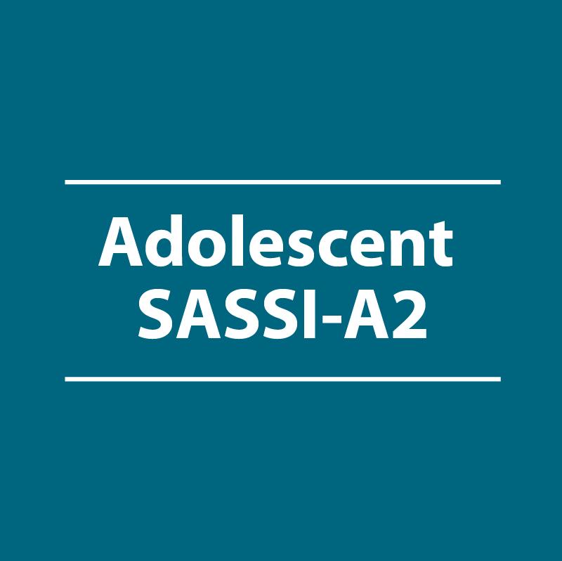 Adolescent SASSI-A2